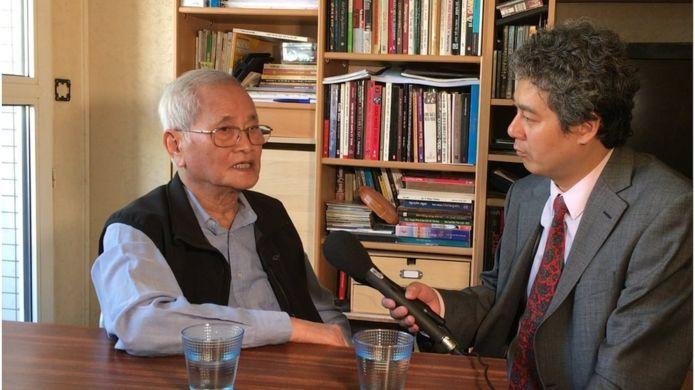 Bản Quyền Hình Ảnh Bbc News Tiếng Việt Image Caption Nhà Văn Vũ Thư Hiên  (Trái) Bình Luận Về Chủ Nghĩa Cộng Sản Nhân 200 Năm Sinh Của Karl Marx